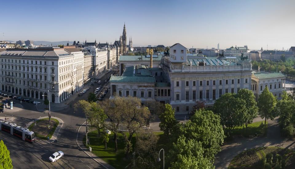 NOUVEAUTE !      Escapade à Vienne