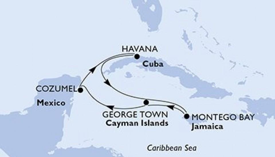 CROISIERE CUBA CARAIBES ANTILLES