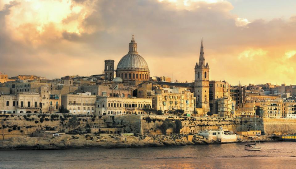 MALTE – LA VALETTE Capitale Européenne de la Culture 2018