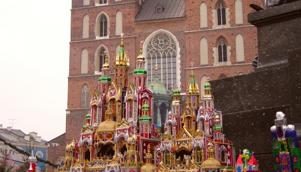 MAGIE DE NOEL  à  CRACOVIE