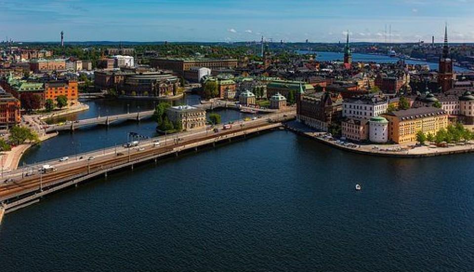 SEJOUR  ESTIVAL à STOCKHOLM – SUEDE