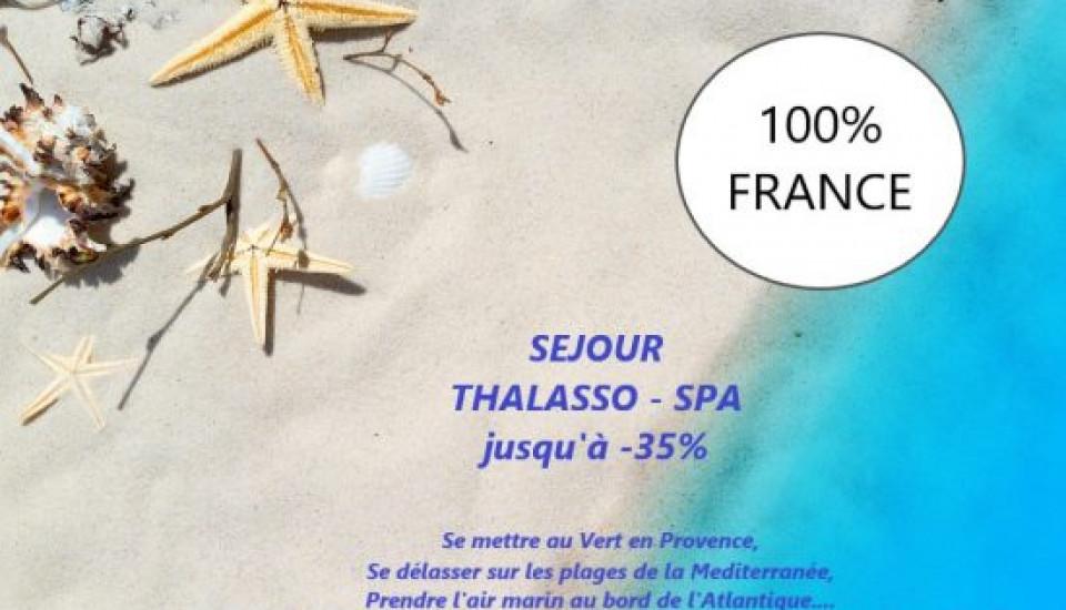Séjour Thalasso Spa en France