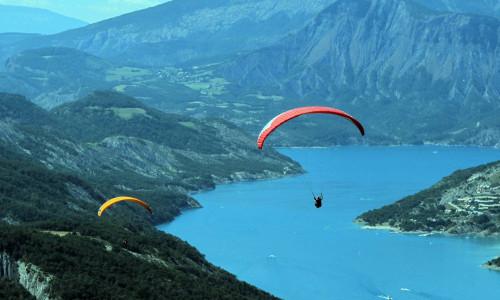 Séjour dans les Alpes du Sud